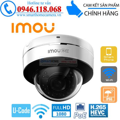 Camera IMOU IP Dome 2.0M 1080P FullHD