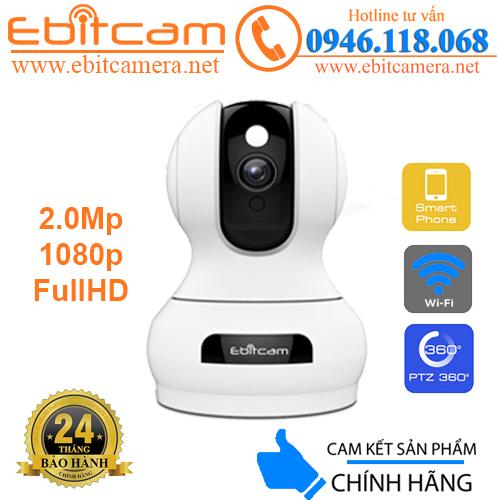 Camera Wifi Ebitcam E3 1080P 2.0Mp FullHD (New)