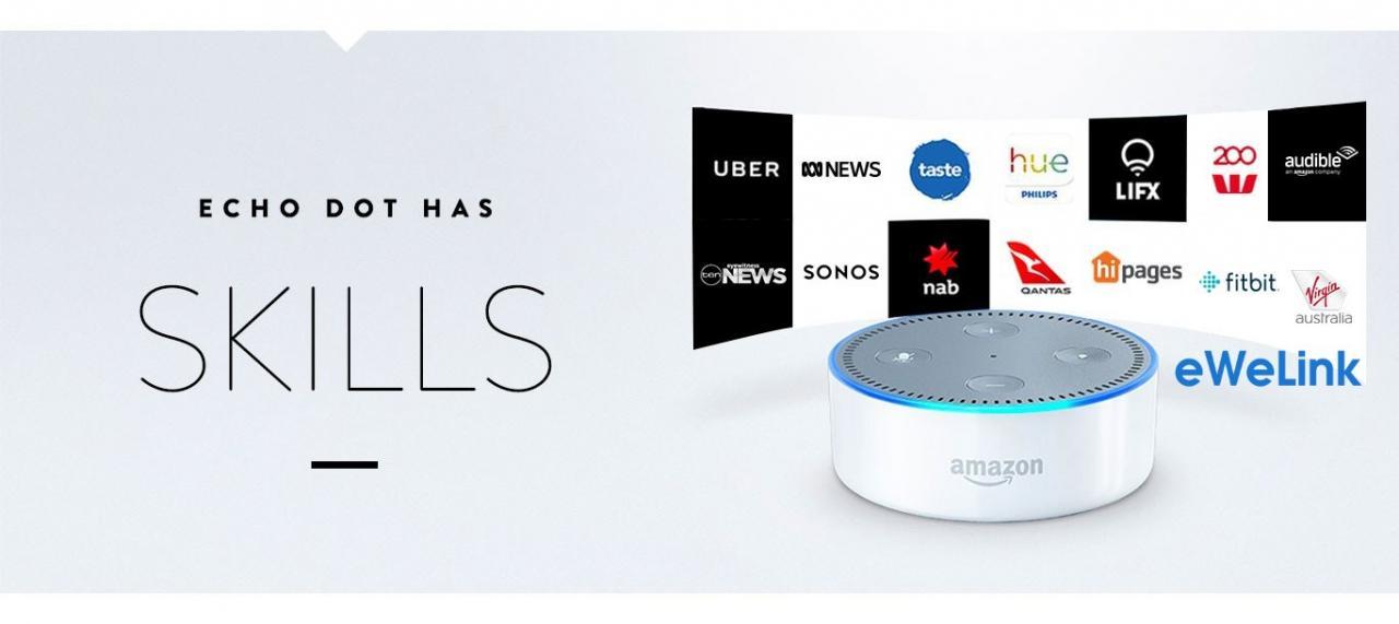 Trợ lý ảo Amazon Echo Dot thế hệ 2