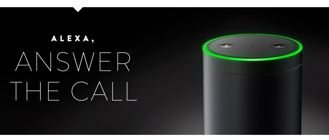 Trợ lý ảo Amazon Echo Plus