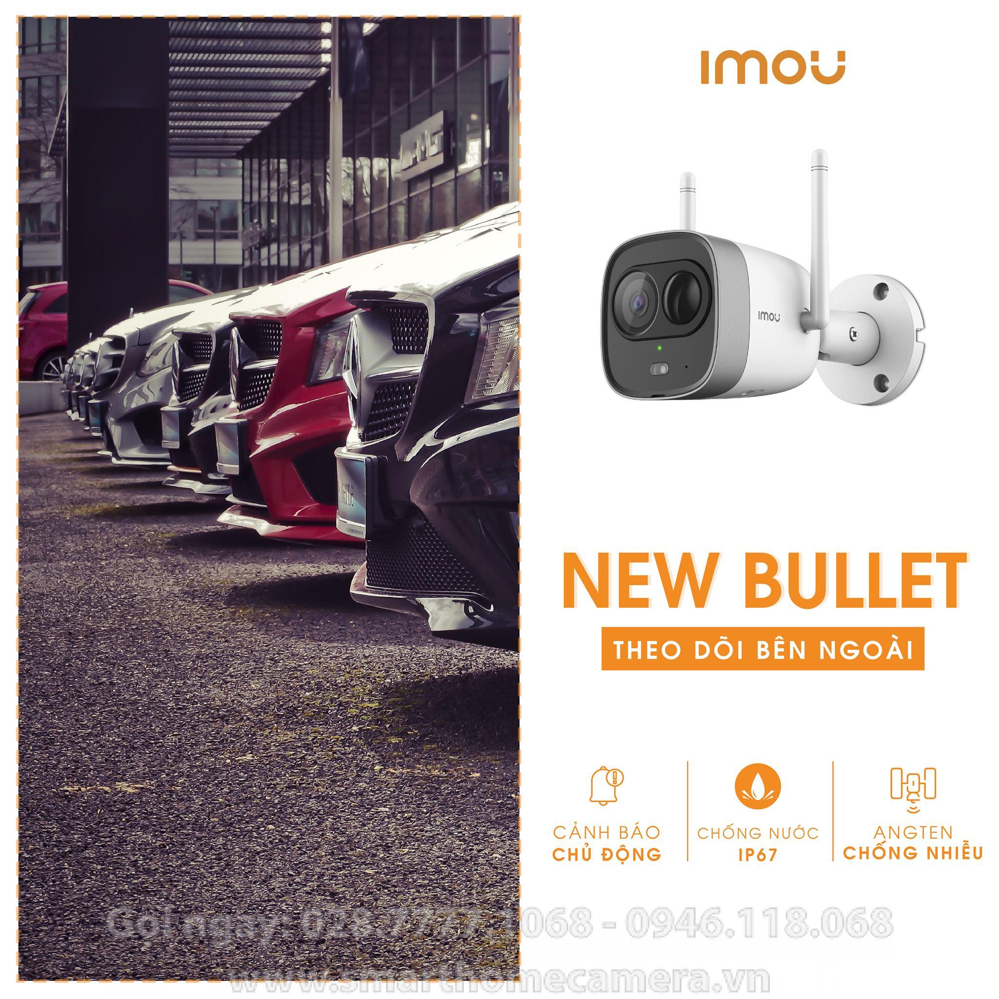 Camera Wifi IMOU G26EP 2.0MP 1080P FullHD (ngoài trời) - IPC-G26EP-IMOU