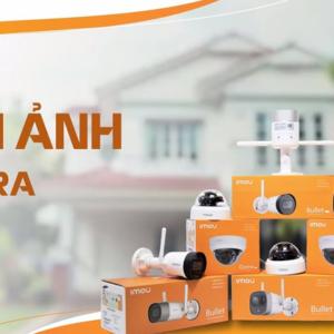 Camera IMOU của hãng Dahua