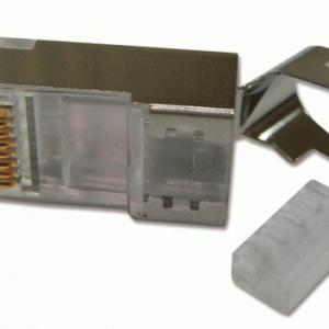 Đầu mạng RJ45 DINTEK FTP Cat.6 chống nhiễu (P/N: 1501-88032)