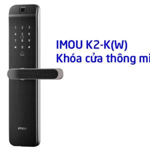 Khóa cửa điện tử thông minh IMOU K2-K(W)