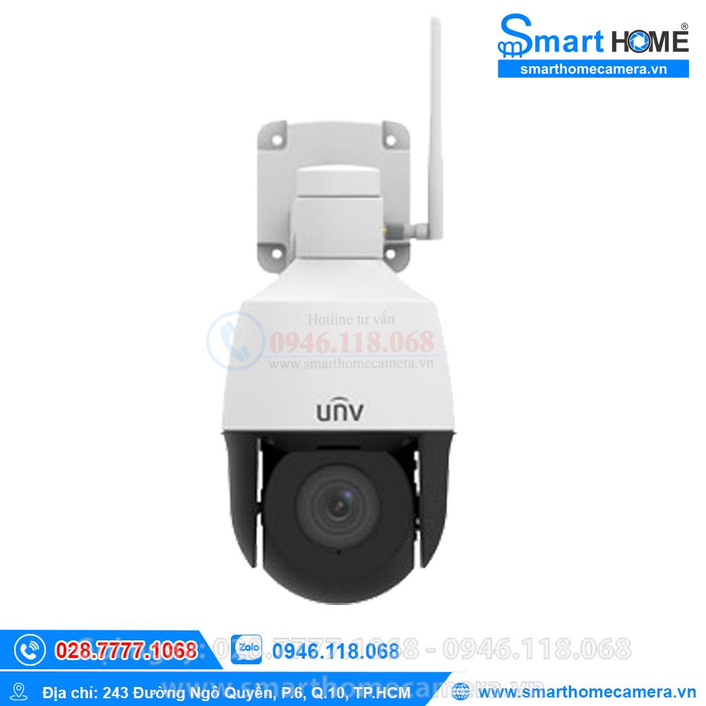 Camera UNV IPC672LR-AX4DUWK - Camera IP Wifi SpeedDome UNV 2.0Mp Ultra265