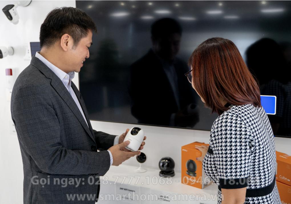 Synnex FPT phân phối camera Imou tại Việt Nam