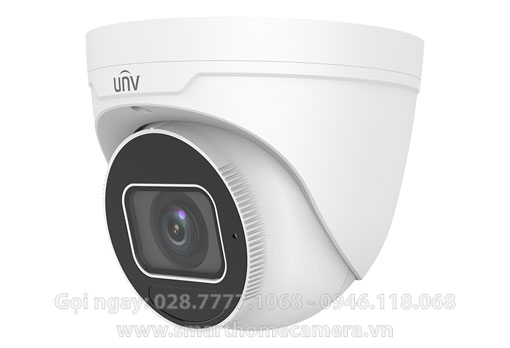 Camera UNV IP Dome LightHunter 2.0Mpx Ultra265 – IPC3632SB-ADZK-I0