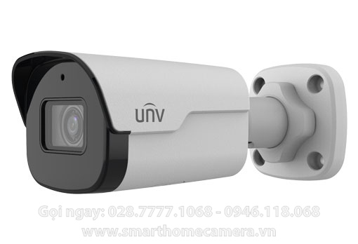 Camera UNV IP Bullet LightHunter 2.0Mpx Ultra265 - IPC2122SB-ADF40KM-I0