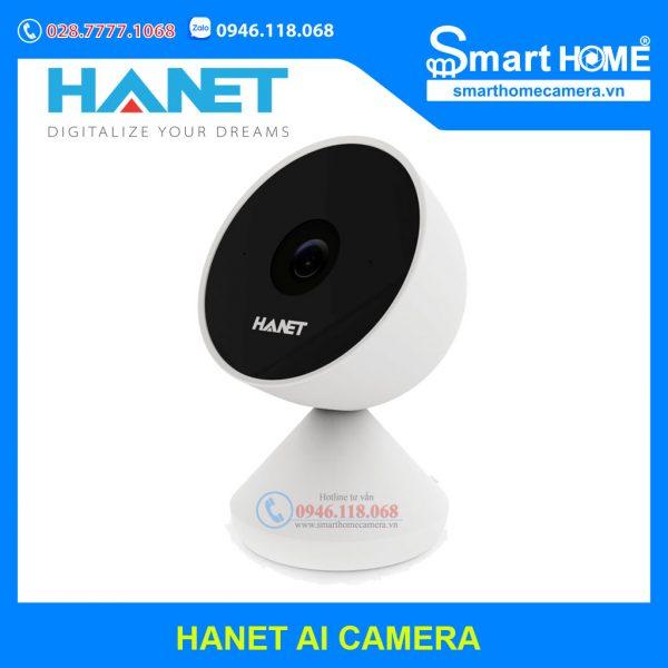 Hanet Ai Camera HA1000 - Camera trí tuệ nhân tạo tương lai