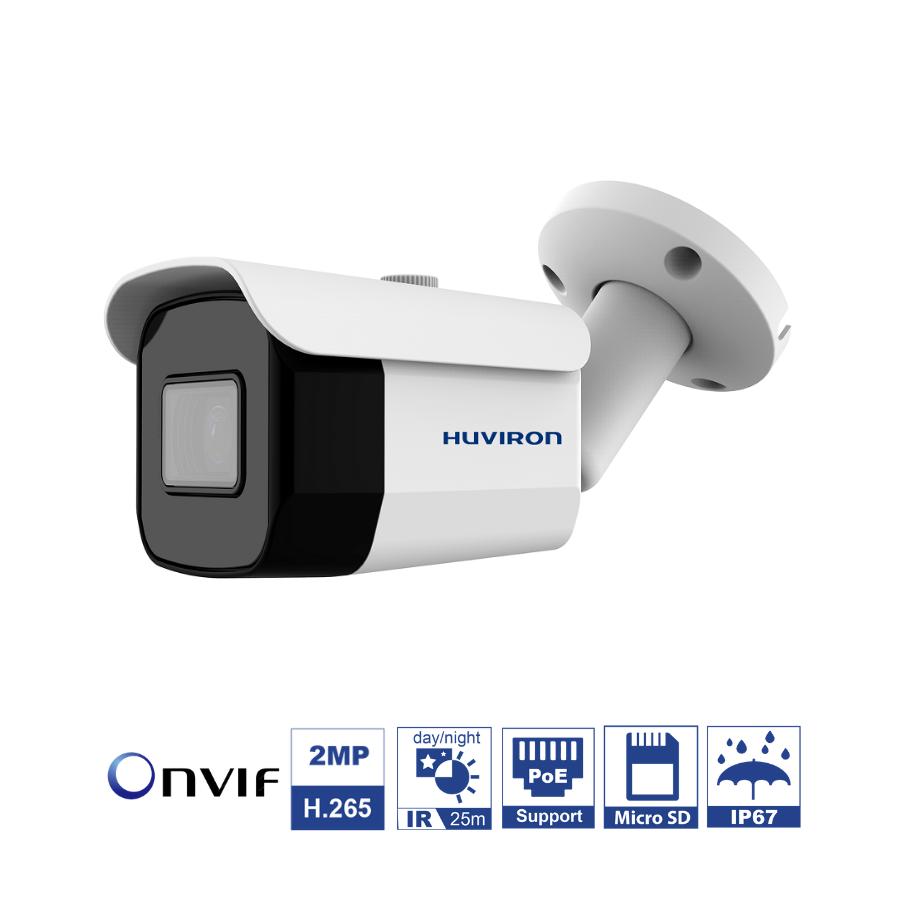 Camera IP Huviron Bullet F-NP222/P