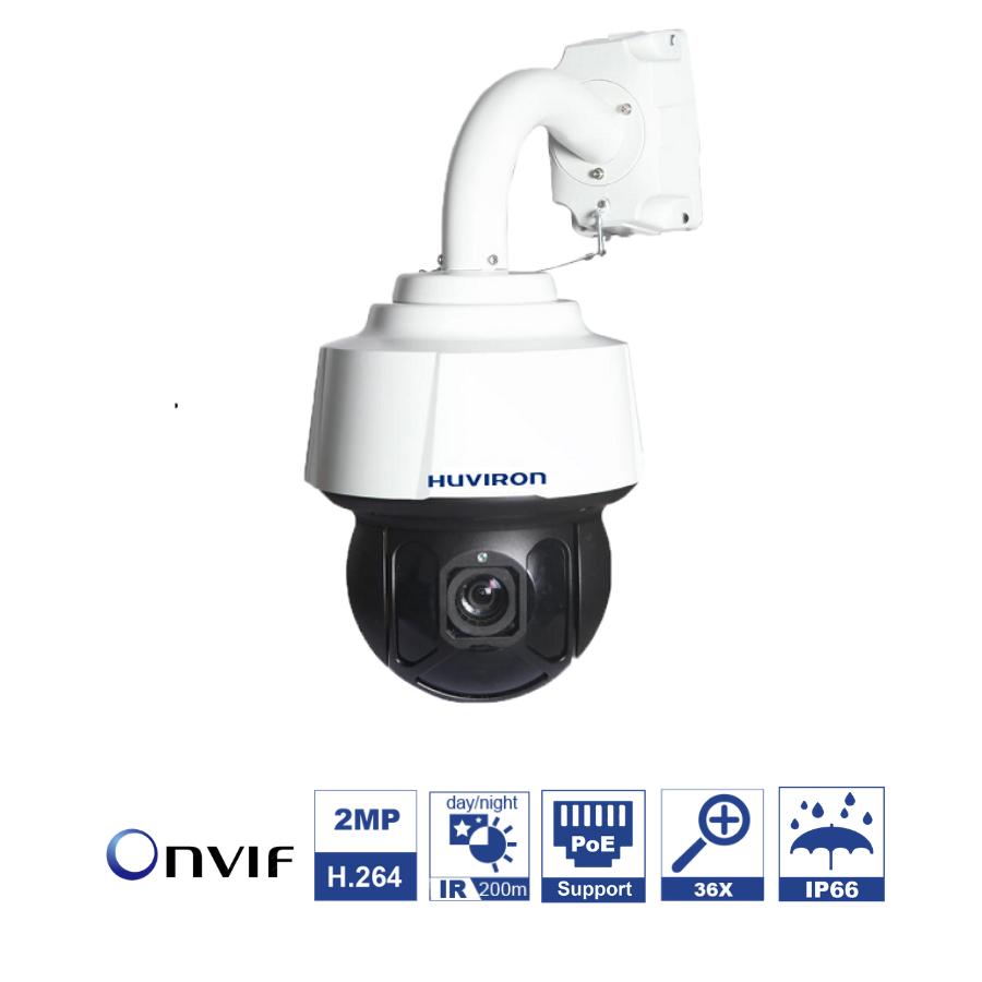 Camera IP Huviron PTZ F-NZ2336/IR200