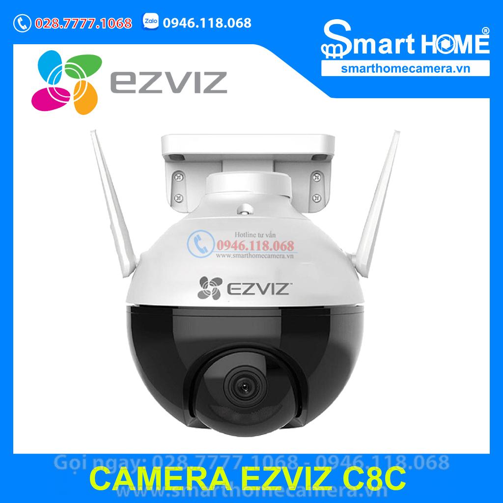 Camera IP Wifi EZVIZ C8C 1080P 2.0Mpx FullHD