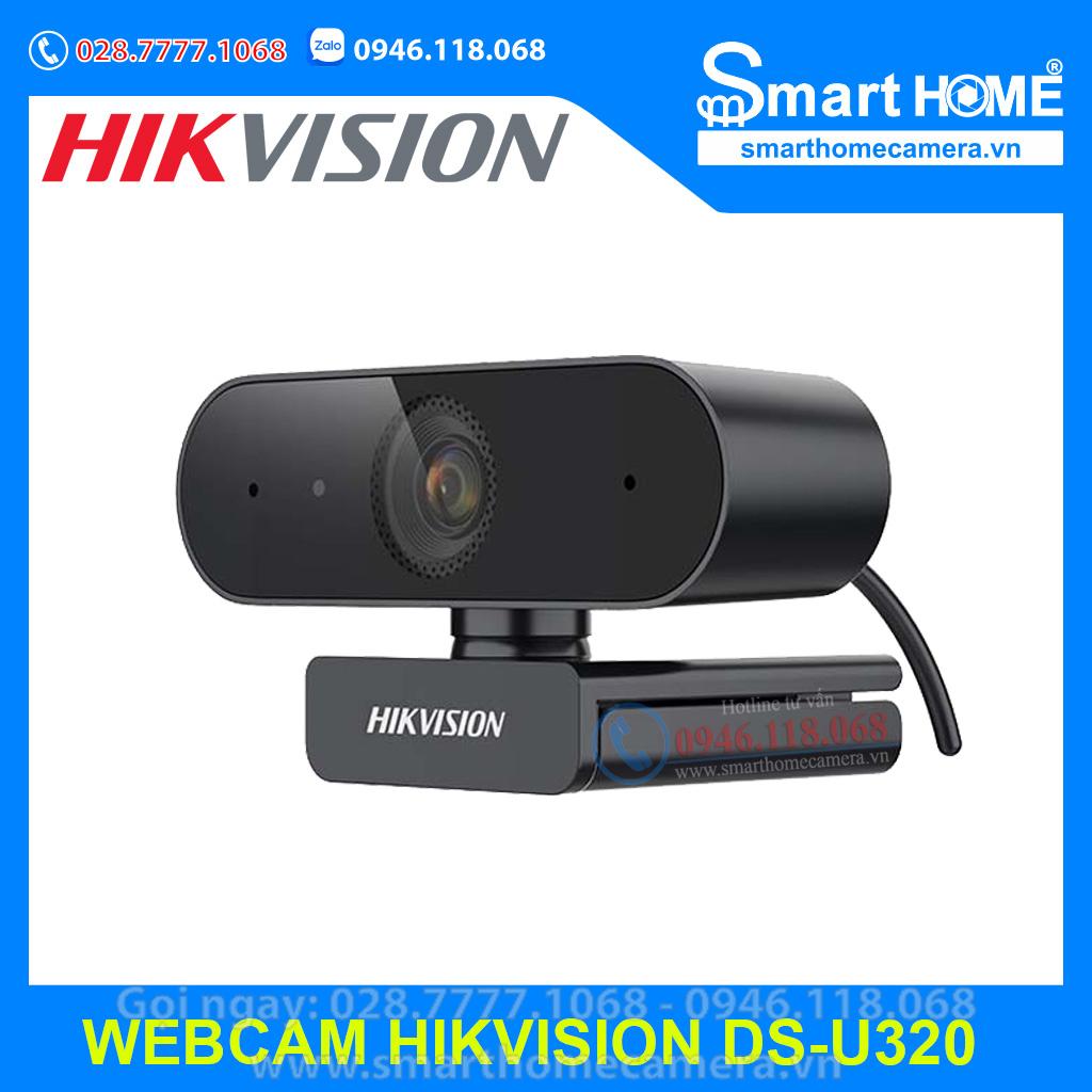 Webcam HIKVISION DS-U320 1080P FullHD