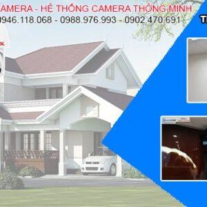 Lắp đặt camera quan sát tại Tân Phú -Chung cư Celadon City